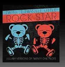 TWINKLE TWINKLE LITTLE ROCK...-LULLABY VERSIONS OF TWENTY ONE PILOTS (MOD CD NEW