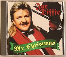 Mr. Christmas by Joe Diffie Epic SEALED NEW 1995 CD cut out hole Country