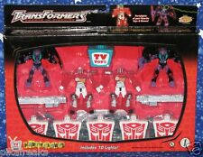 Transformers Robots in Disguise Partylights String of 10 by TV Toys 2002 MISP