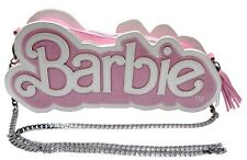 Official Barbie Logo Cross Body Handbag