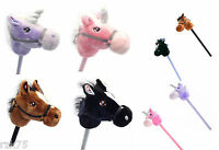 Hobby Horse with Galloping & Neighing Sounds Fantasy Toy **Christmas Gift**
