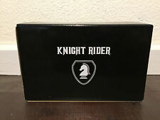 New in box! SDCC COMIC CON KNIGHT RIDER K.I.T.T. CAR HOTWHEELS EXCLUSIVE KITT