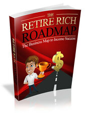 Retire Rich Roadmap! PDF Ebook MstrResell Rights Plus Bonus