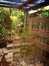 1.8m  Willow l Garden Obelisk for Climbing Plant Support    Obelisk