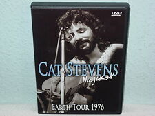 "*****DVD-CAT STEVENS""MAJIKAT-EARTH TOUR 1976""-2004 Falcon Neue Medien*****"