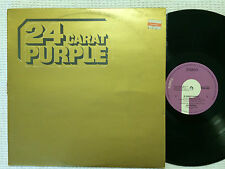 DEEP PURPLE 24 CARAT PURPLE 1972 TPSM-2002 AUSTRALIA PRESS LP