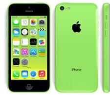 Apple iPhone 5c 16GB Sim Free Smartphone - Green