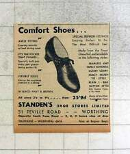 1949 Standen's Shoe Stores Teville Rd Worthing