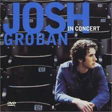 JOSH GROBAN : JOSH GROBAN IN CONCERT (CD & DVD) (SMART PAK) (CD) sealed