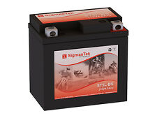 12V 4AH ATV Battery Replacement for YT5L-BS GTX5L-BS Honda TRX90