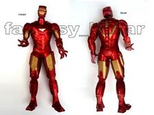 2010 MARVEL Avengers IRON-MAN IRONMAN ACTION FIGURE 30 cm 12""