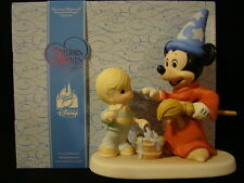 t Precious Moments-Disney Showcase-Sorcerer Mickey Mouse