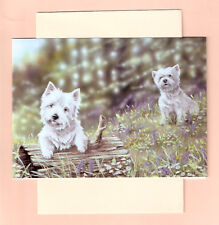 West Highland Terrier Notecards Note Card Time to Play Paul Doyle Pack of 5