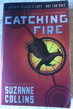 Collins ~ Catching Fire ~ RARE Signed ARC~ TRUE 1st,1st ~ Hunger Games