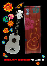 THE U-CAN-PLAY UKULELE PACK INCLUDES METAL CASE & CLIP-ON TUNER GREAT VALUE!