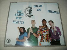 BRAND NEW HEAVIES - DREAM ON DREAMER - UK CD SINGLE