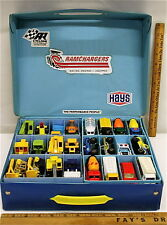 48 Vintage Matchbox Superfast Truck Lot w/1980 Lesney Official Collector Case