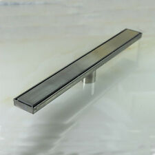 60cm Long shower floor drain tile insert wetroom linear shower drain channel QY7