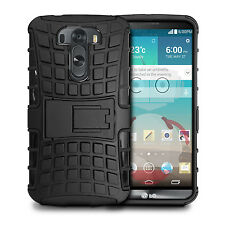 HEAVY DUTY MILITARY TOUGH HARD RUGGED SHOCK CASE COVER FOR LG G4