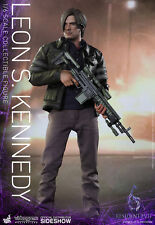 1/6 Resident Evil Leon S Kennedy Videogame MS Hot Toys 902750