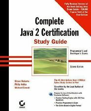 The Complete Java 2 Certification Study Guide: Programmer's and Developers...