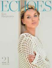 ECHOES by KIM HARGREAVES KNITTING PATTERN BOOK