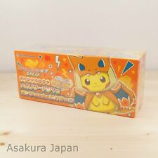 Pokemon Center Card XY BREAK Special BOX Poncho Pikachu Mega charizard Y Ver.