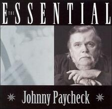 FREE US SHIP. on ANY 2 CDs! NEW CD Paycheck, Johnny: Essential