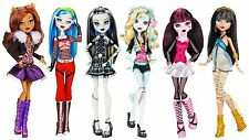 New Monster High Dolls Original Ghouls Collection 6-Pack Model:19228733