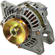 100% NEW ALTERNATOR FOR FORD ESCORT MERCURY TRACER MAZDA 323 PROTEGE 65Amp