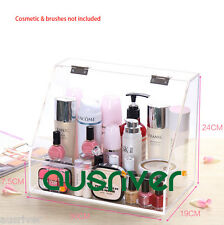 Luxury Design Multifunction Cosmetic Organizer Storage with Dustproof Cover New