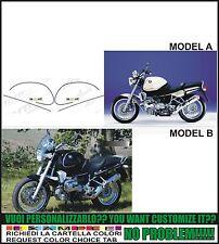 kit adesivi stickers compatibili  r 850 r 2001