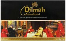 Dilmah Celebrations Collection Teas, 80-Count Gift Package - Ceylon Tea