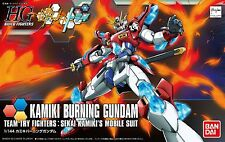 Bandai HG HGBF 1/144 KAMIKI BURNING GUNDAM Model Kit US Seller USA