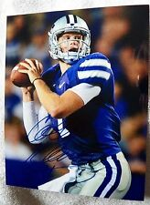 Kansas State Wildcats Collin Klein Signed 8x10 Photo Auto