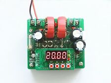 DC-DC 6V-40V to 8-80V 10A Boost Converter Step-up Power Supply Voltage Regulator