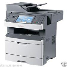 Stampante Multifunzione A4 Lexmark X464 DE B/N FAX USATA PERFETTA SENZA TONER