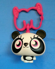 2012 Mishi Monsters #3 SHISHI PANDA with Clip McDonald's OOP