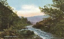 Lake District: Langstrath Valley - Posted c.1910's - Shurey