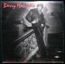 BARRY MANILOW - HERE COMES THE NIGHT VINYL LP AUSTRALIA INC FAN CLUB APPLICATION