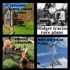 LIVE ON FARMLAND WITHOUT PLANNING PERMISSION FIELD SMALLHOLDING WIND SOLAR