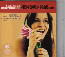 Trijntje Oosterhuis-They Cant Take That Away From Me Promo cd single