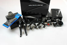 SHIMANO DURA ACE 9100 group Groupset 2x11 Speed Without crankset !! NEW !!