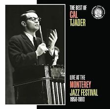 Best of Cal Tjader: Live at the Monterey Jazz Festival 1958-1980, New Music