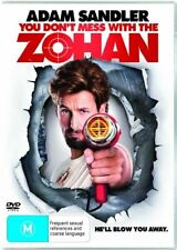 You Don't Mess with the Zohan  (DVD) Adam Sandler # 0611