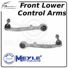 BMW E63 E64 E65 E66 Meyle Front Lower Control Arms Wishbones 3160500013/4
