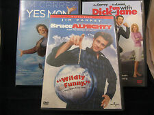 Bruce Almighty, Fun With Dick and Jane, Yes Man  (Widescreen Edition)