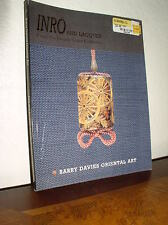 Inro and Lacquer:From the Jacques Carre Collection November 11-24,2000(Paperback