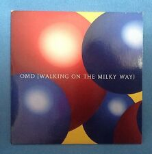 O.M.D. - 2 TRACK PROMO CD 'WALKING ON THE MILKY WAY' - VSCDJ1599