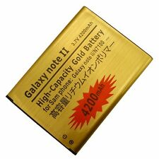 4200mAh High-Capacity Golden Battery for Samsung Galaxy Note 2 i317 T889 N7100